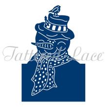 Tattered Lace Christmas Cuties Snowman ETL150