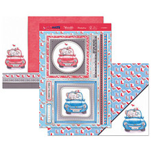 Hunkydory Crafts Special Days U Passed Topper Set Card Kit