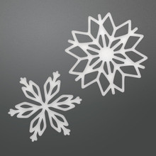 Couture Creations Be Merry Die-Layering Snowflakes, 1.6' To 2'