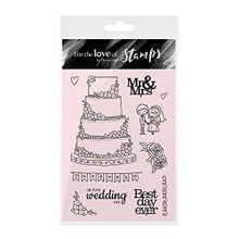 Hunkydory Crafts For the Love of Stamps - Best Day Ever - FTLS174