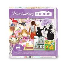 Hunkydory @ Home USB Key 1 - Over 420 Designs Ready to Print at Home! HDHUSB001