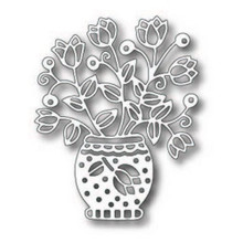 Tutti Designs Birthday Flowers Cutting Die TUTTI286