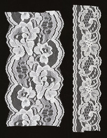 "Project Lace 2"" & 4"" Wide x 12"" Long -- Use to Create Fabulous Backgrounds!"