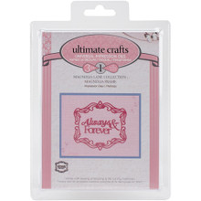 Ultimate Crafts Magnolia Lane Magnolia Frame ULT157521
