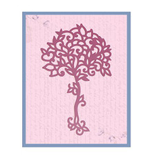 Ultimate Crafts Magnolia Lane Magnolia Tree ULT157518
