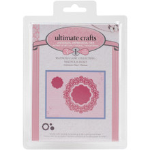Ultimate Crafts Magnolia Lane Magnolia Doily ULT157531