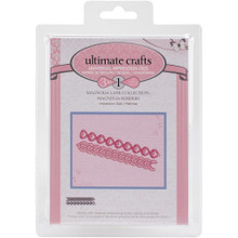 Ultimate Crafts Magnolia Lane Magnolia Borders ULT157527