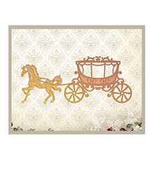 Couture Creations Intricutz Dies Princess Carriage