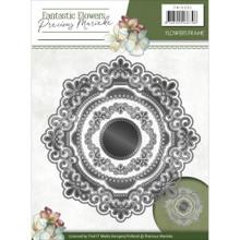 Precious Marieke Fantastic Flowers - Flowers Frame - Metal Die PM10092