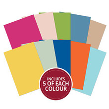 Hunkydory Adorable Scorable Spring Pantone Limited Ed 50 -Sheet Pack