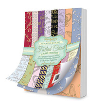 Hunkydory Crafts Essential Book of Foiled Card for the Children 40-Sheets 350gsm