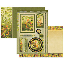 Hunkydory Midnight Fairies A Truly Magical Day Mirri Magic Topper Set Card Kit