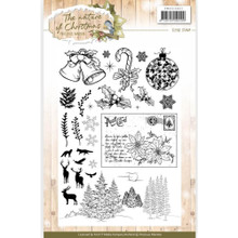 Precious Marieke The Nature of Christmas - Clear Stamp PMCS10021