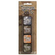 Ranger Tim Holtz Distress Mini Ink Kit, 9