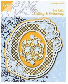 Joy! Crafts Die No End Cutting & Embossing Die 6002/0773