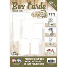 Find It Trading Box Cards No 07 Die-Cut & Pre-Scored Card Blanks BXCS007