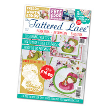 Tattered Lace Magazine Issue 39 with Esme & Button Die