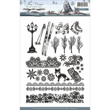 Amy Design - Wintertide Clear Stamps