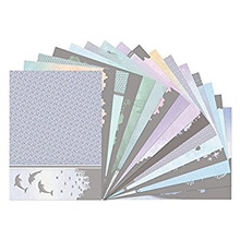 Hunkydory Crafts Under the Sea Inserts for Cards A4 Sheets 150gsm 16pc