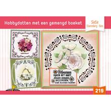 Hobbydots Pattern Booklet & Idea Book -- 12 Patterns (German Text)