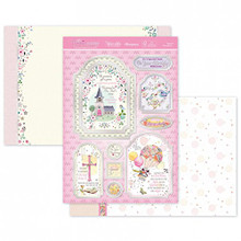 HunkyDory Crafts Window to the Heart - Special Occasions - Topper Set Card Kit SSW902