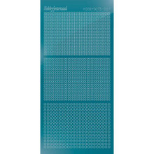 Find It Trading Hobbydots sticker style 7- Mirror - Turquoise