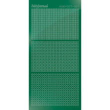 Find It Trading Hobbydots sticker style 7- Mirror - Green