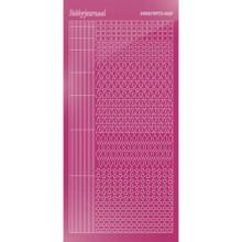 Find It Trading Hobbydots sticker style 9 - Mirror - Pink