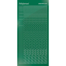 Find It Trading Hobbydots sticker style14 - Mirror - Green