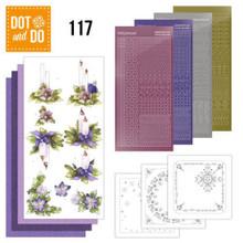 Dot and Do Precious Marieke- Christmas DODO117 Hobbydots Card Set