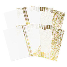 Hunkydory Crafts Pawprints Luxury Foiled Acetate Foiled A4 Acetate Sheets LFA153