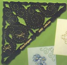 Erica's Embroidery Template Corner- Symbol
