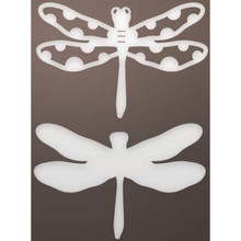 Ultimate Crafts L'Aquarelle Die-Mini Dragonfly 1.9'X1.3'
