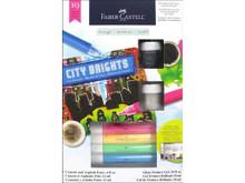 Faber Castell Gelatos City Brights Kit