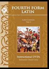 Fourth Form Latin DVD