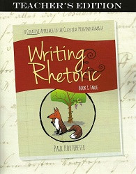 Writing & Rhetoric Book 1: Fable Stage Teacher