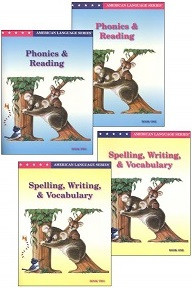 American Language Series K Workbook Set