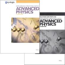 Apologia Exploring Creation with Advanced Physics Set