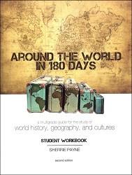 Apologia Around the World in 180 Days Workbook