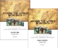 Apologia Around the World in 180 Days Set