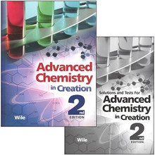 Apologia Exploring Creation with Advanced Chemistry Set (2nd Ed.)
