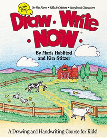 Draw Write Now Book 1