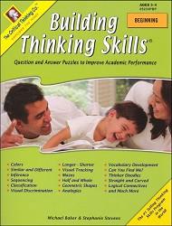 Building Thinking Skills Beginning