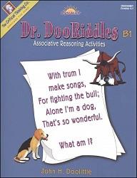 Dr. DooRiddles B1