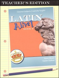 Latin Alive 2 Teacher