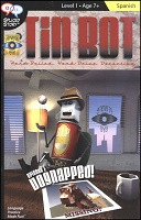 Tin Bot Spanish Reader
