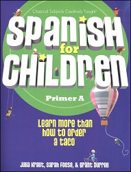 Spanish for Children A Primer