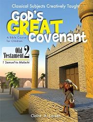 God's Great Covenant, OT 2 Student