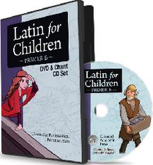 Latin for Children B DVD/CD