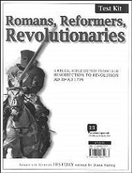 History Revealed: Romans, Reformers, Revolutionaries Test Kit